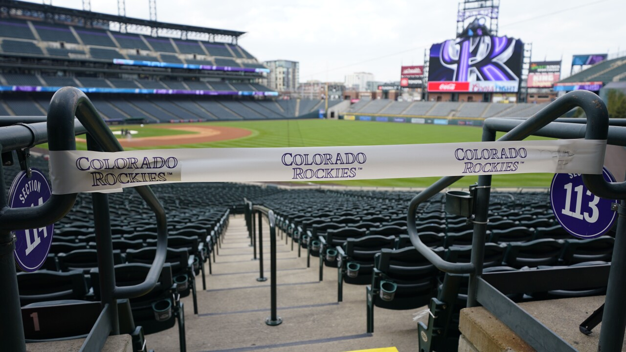 coors field rockies 2020 covid