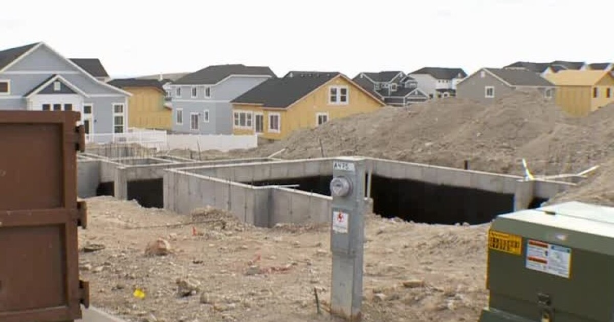 Contracts terminated unexpectedly for Eagle Mountain home builders