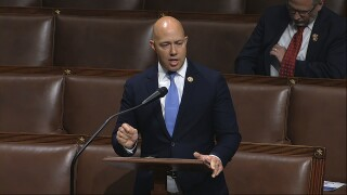 Brian Mast speaks on House floor April 2020