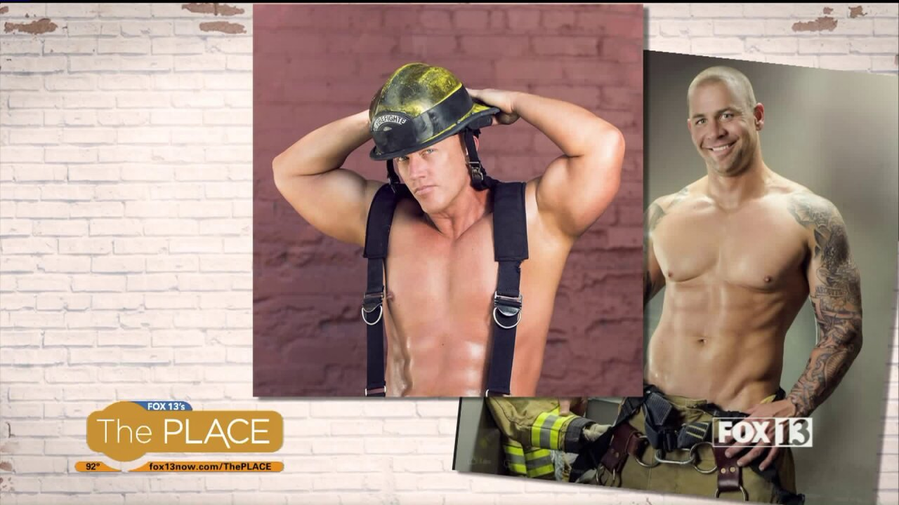 How to get your hands on this year's Utah FirefighterCalendar