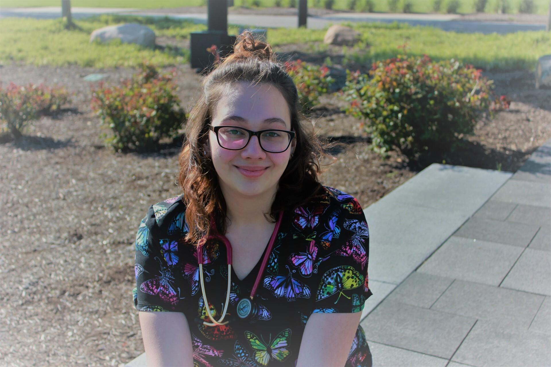 Kasey Myers, Scarlet Oaks Career Campus