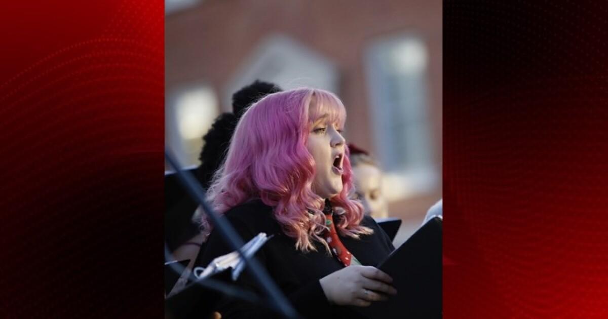 Comment faire : Une étudiante en musique de l'UL Lafayette chante son chemin vers l'American Pops Orchestra