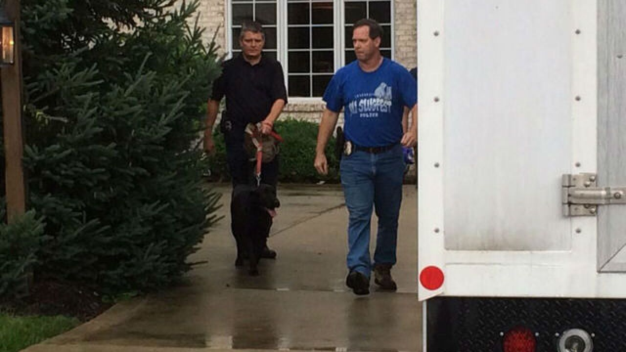 PICS: Authorities raid home of Subway's Jared