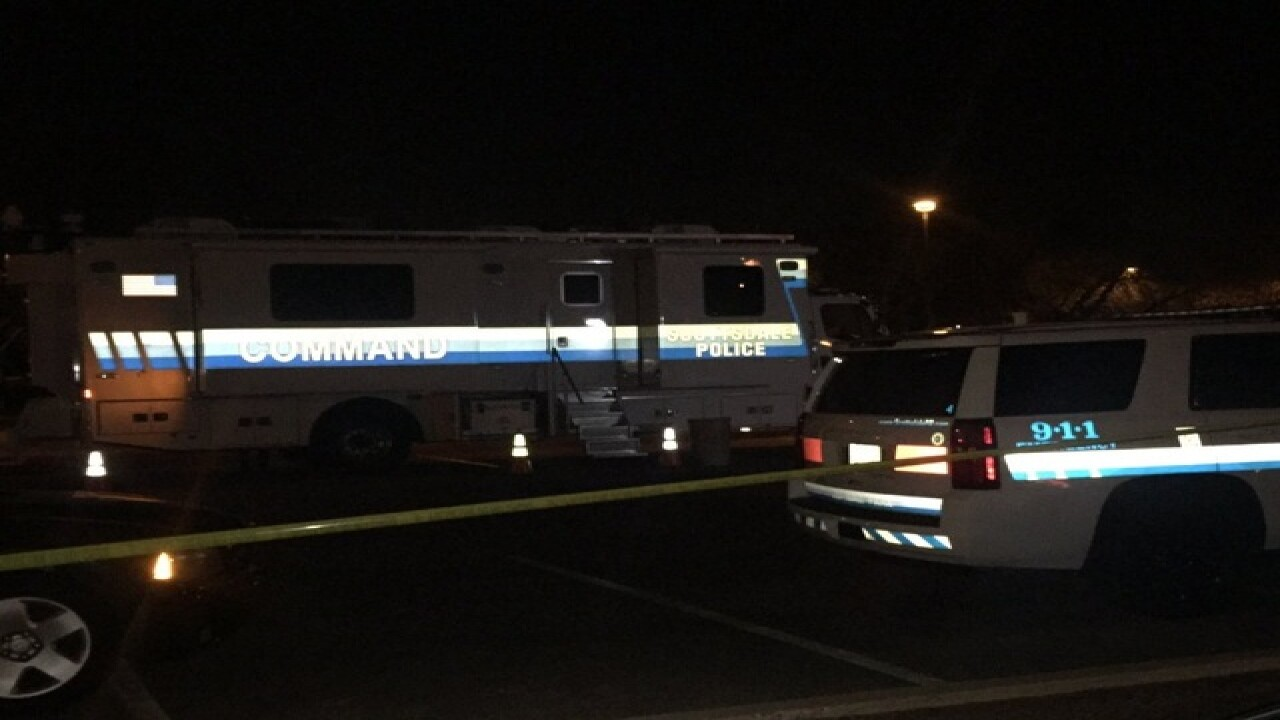 Scottsdale PD investigating at Eldorado Park