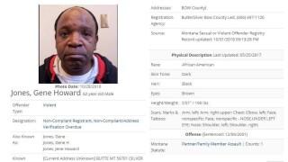 Butte law enforcement asks for public's help in locating man