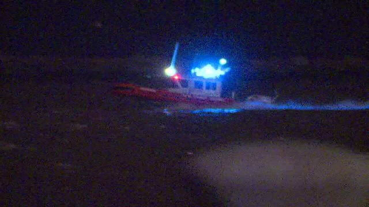 Lake Erie plane crash: Police search for bodies