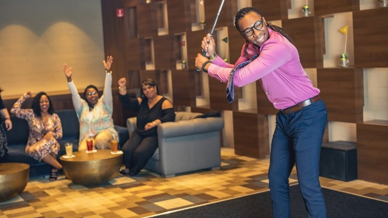 Topgolf Swing Suite opening at M Resort