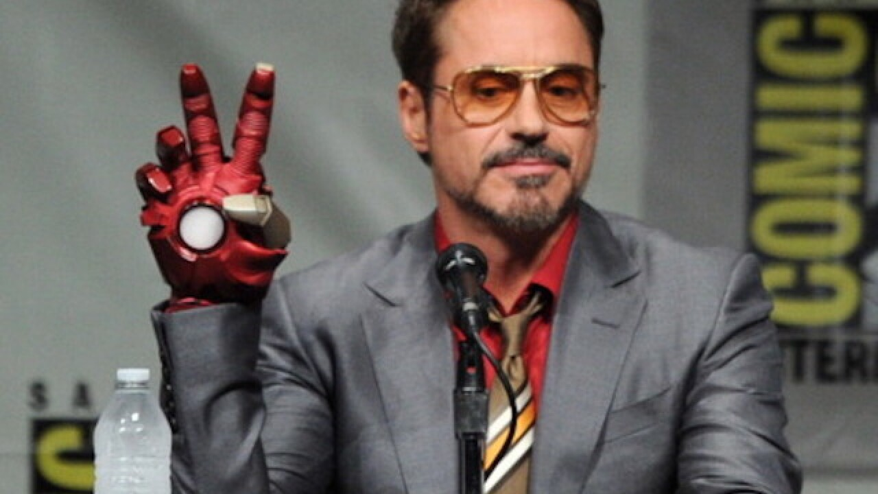 Robert Downey Jr. 'convinces' Marvel to move up 'Avengers: Infinity War' release to April 27