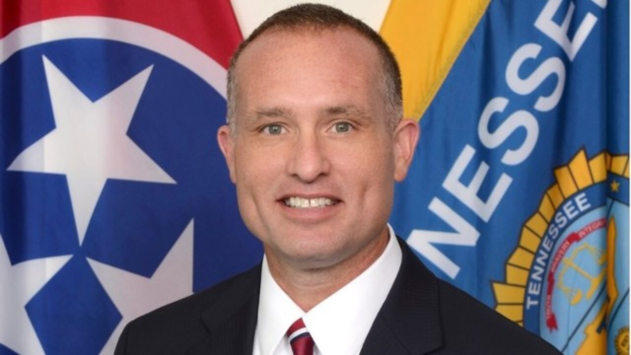Amid Scandal, Former TBI Acting Director Jason Locke Says He Will Retire