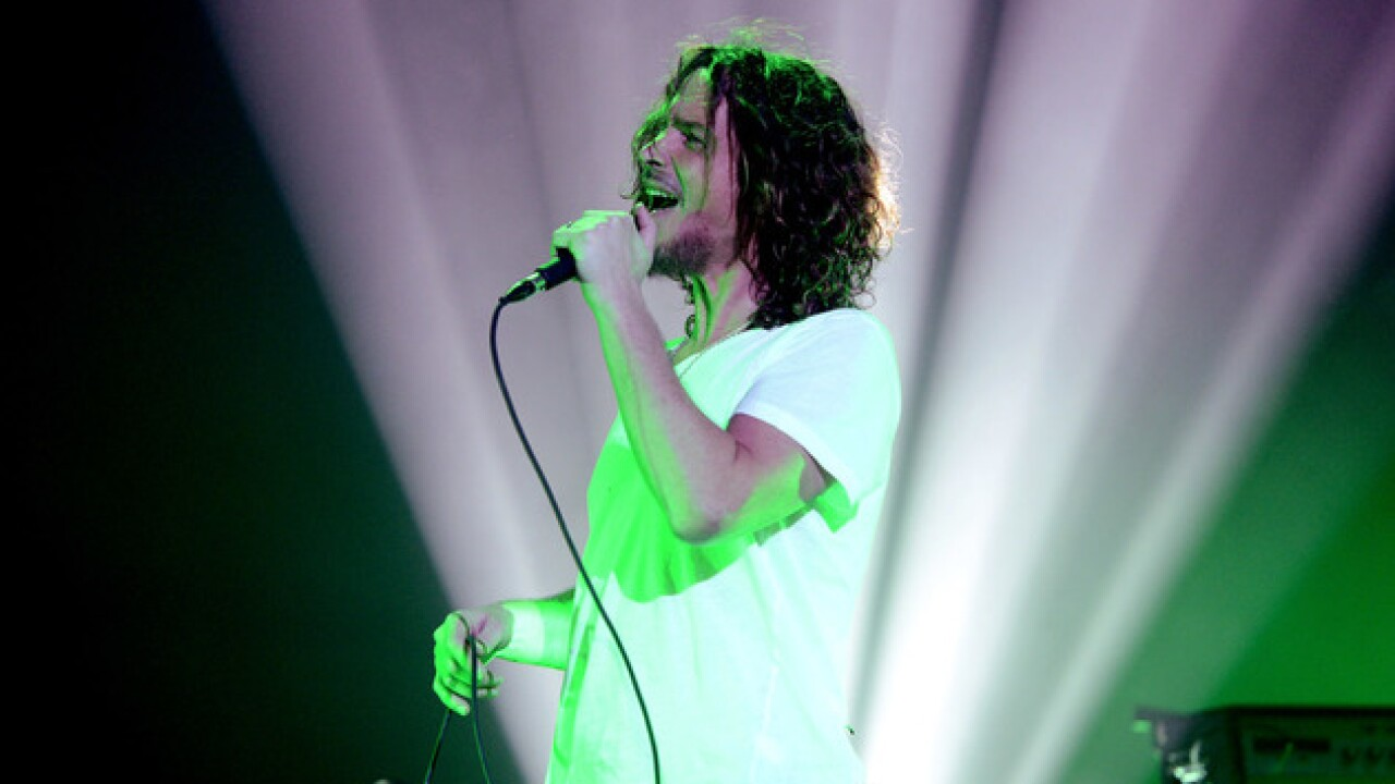 Celebrities react to the death of Soundgarden frontman Chris Cornell