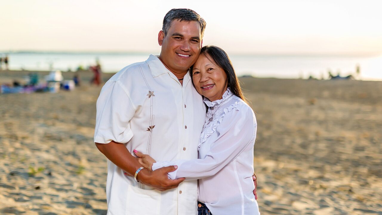 1 in 2 billion chance: Virginia Beach man finds mom after DNAtest