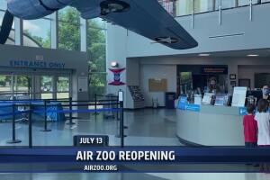 Morning Mix Air Zoo