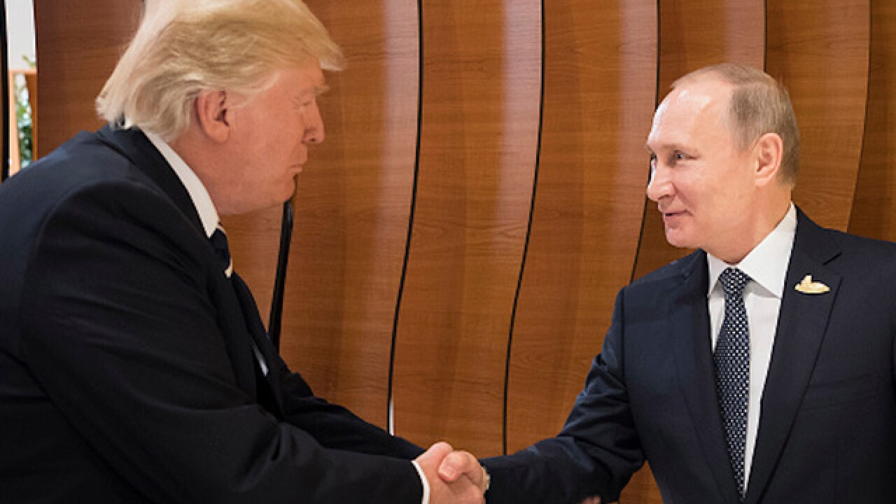 Trump casts doubt on Russian meddling as summit with Putin set for July 16 in Helsinki