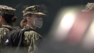 Hear from the troops on the coronavirus frontlines in New York