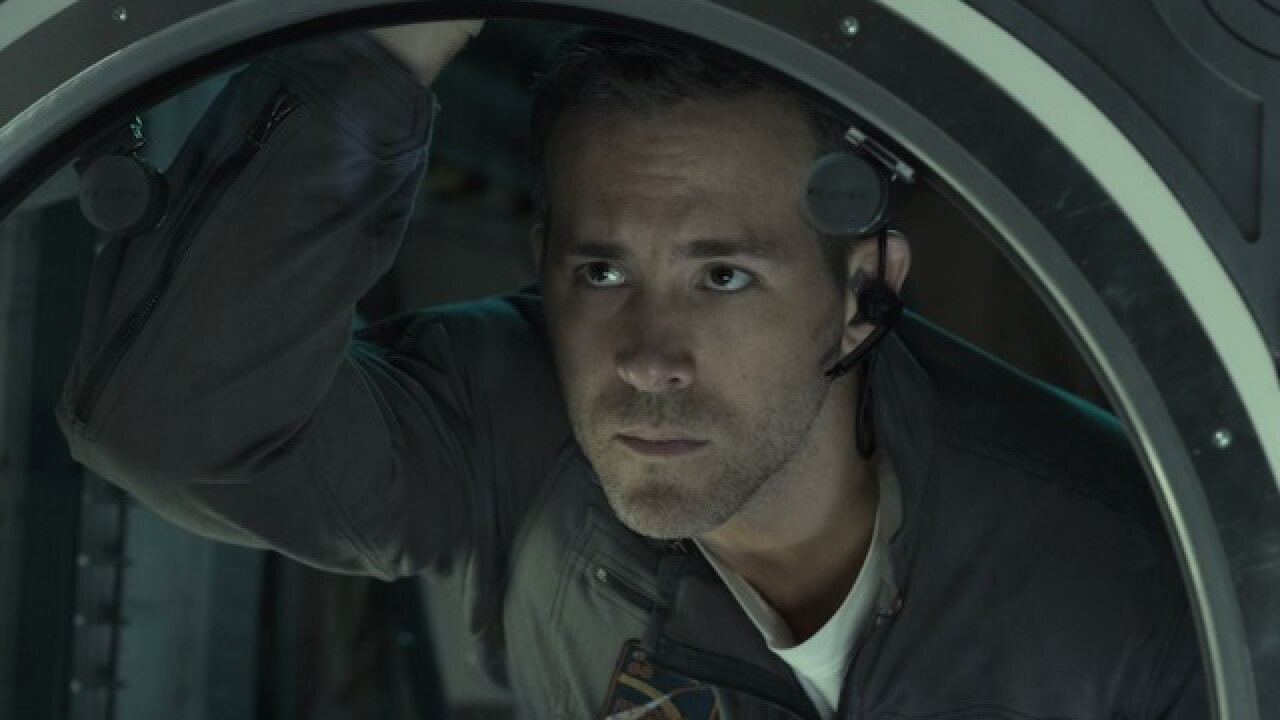 Movie review: 'Life' with Ryan Reynolds