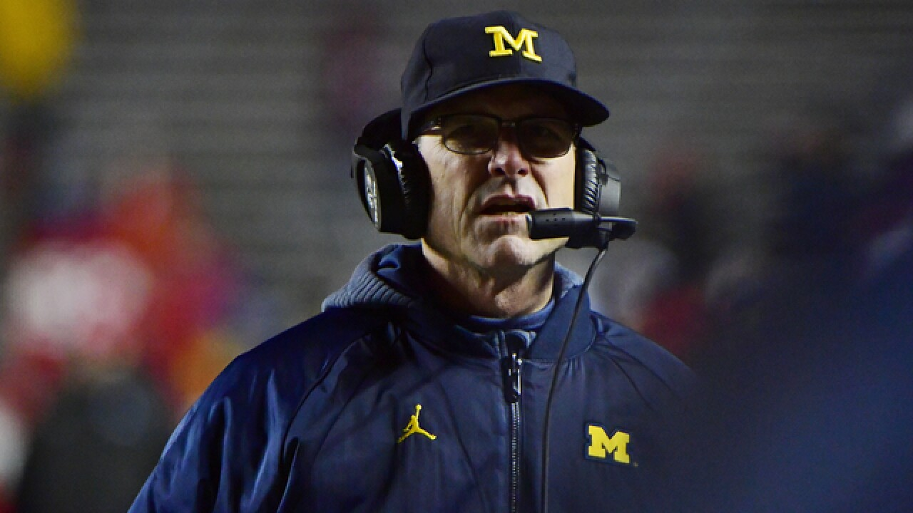 No. 4 Michigan hosts Indiana in final game before Big Game