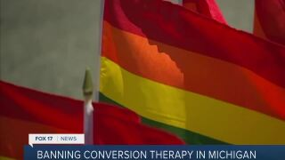 Bill to ban conversion therapy stalls