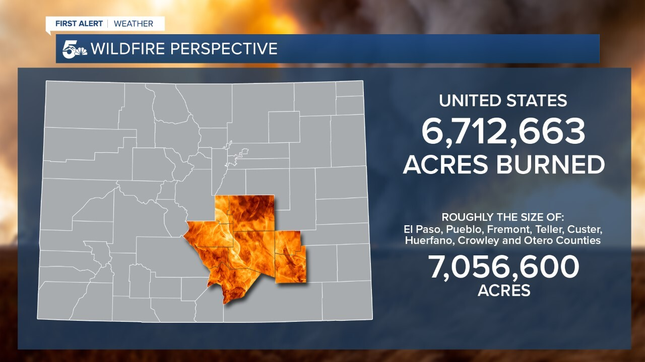 2020 wildfire perspective