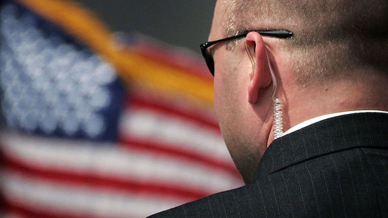 Secret Service fires two officers over March fence-jumping incident