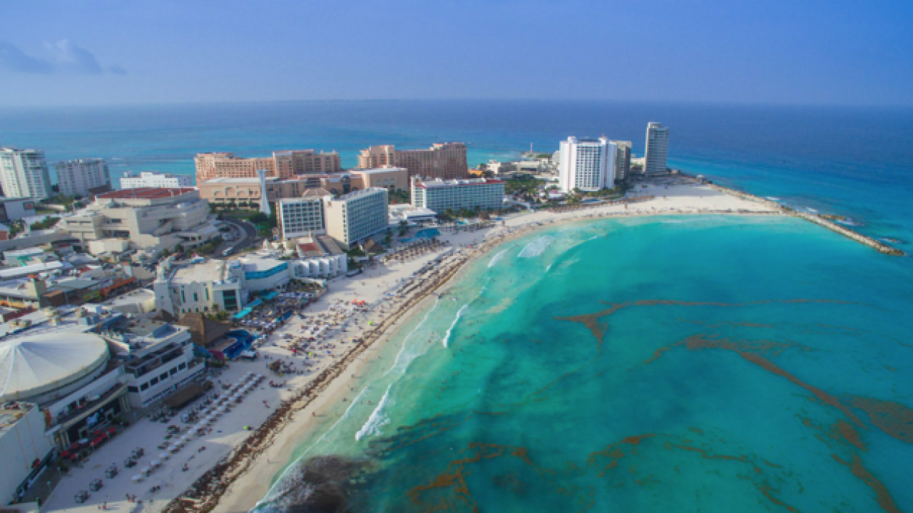 Report: 8 bodies found on the streets of Mexican resort city Cancun, travel advisory issued