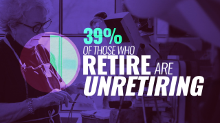 Growing number of retirees are returning back to work