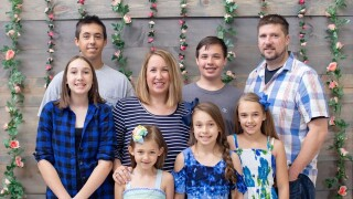 This family was stranded in Denver by an unexpected cancer diagnosis. Strangers stepped up to help.