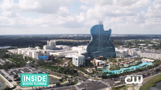 The First Guitar-Shaped Hotel is FinallyOpen!