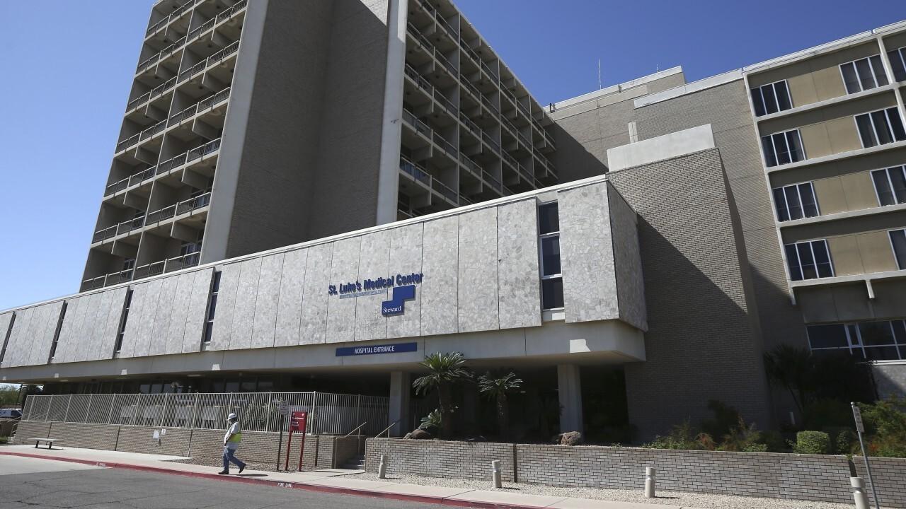 St Luke's Medical Center (AP Photo)