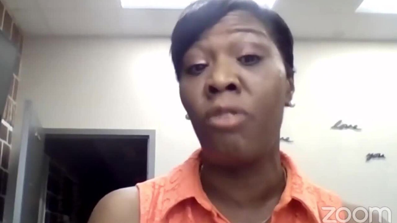 Kim Johnson, Florida Impact to End Hunger CEO