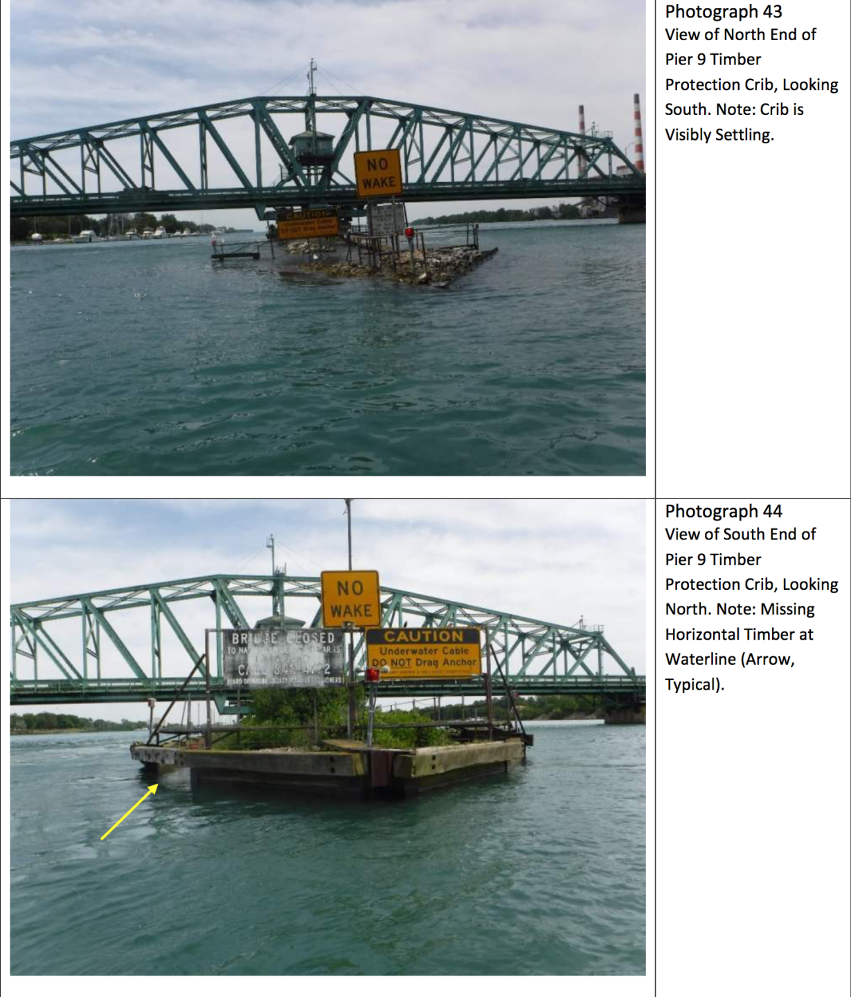 Grosse Ile 2017 Underwater Inspection Report photo_31.png