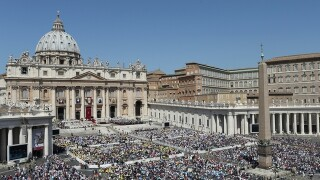 Top adviser to Pope charged with sexual assault offenses
