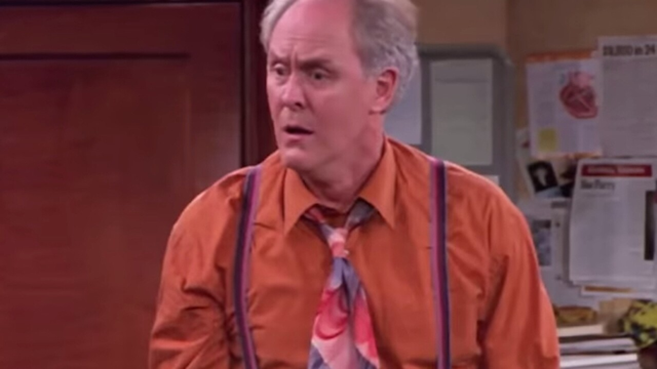VIRAL: '3rd Rock' clip highlights pain of voting