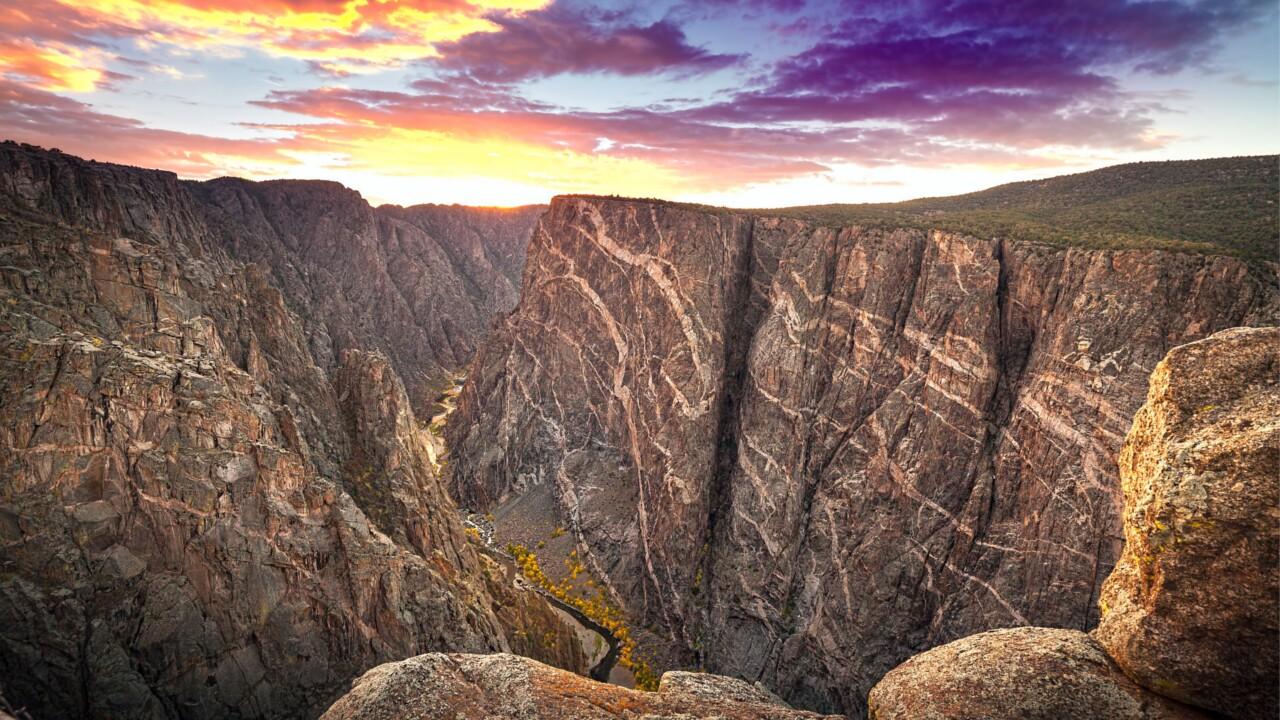 Black Canyon of the Gunnison by Susan Humphrey (2).jpg