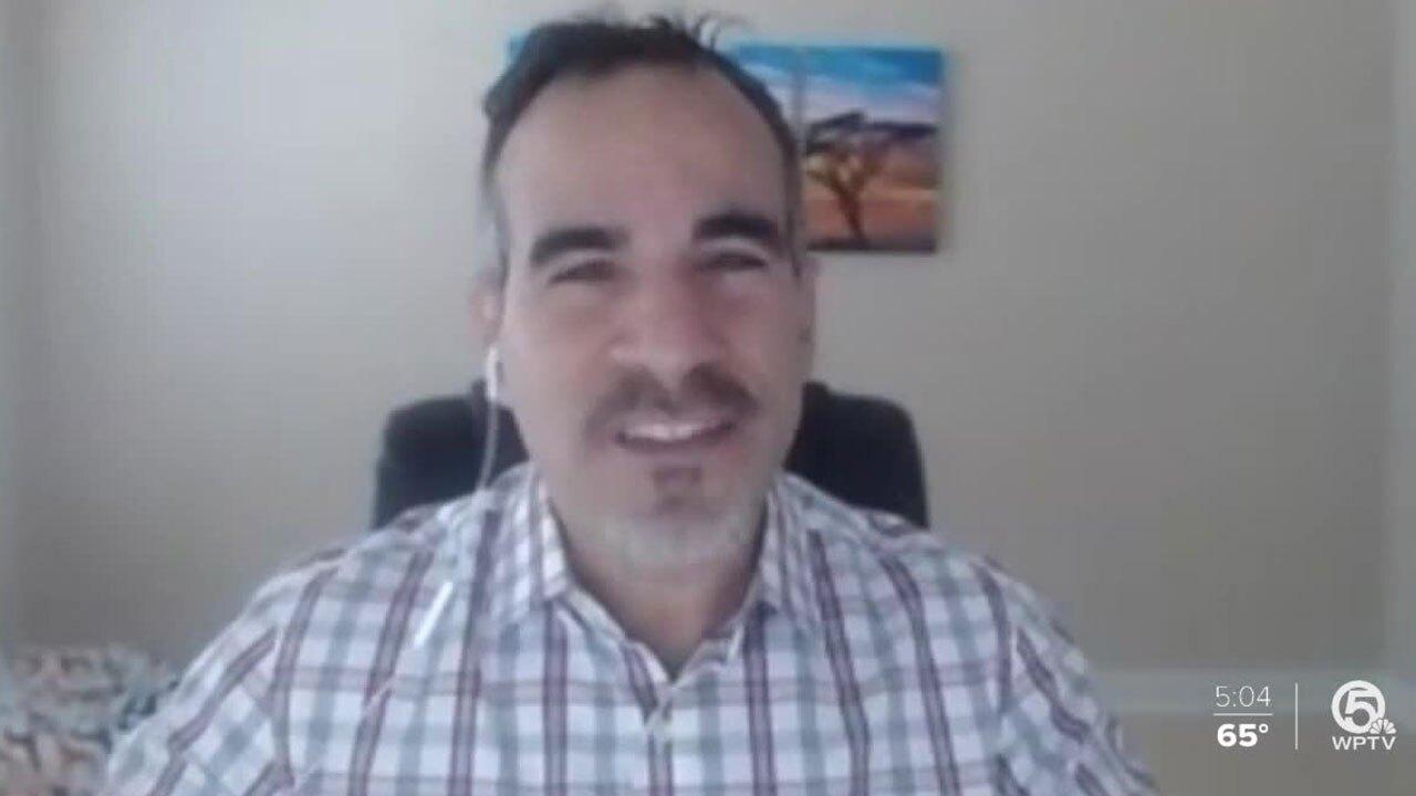 University of South Florida Associate Professor Dr. Jason Salemi