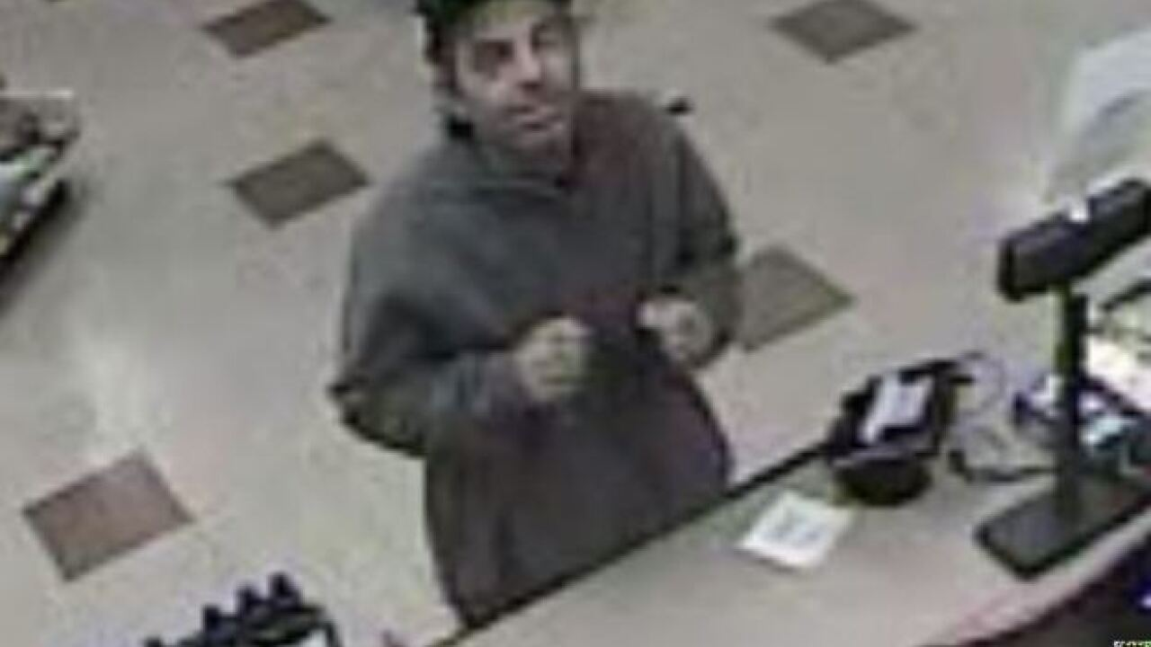 PCSD searching for cigarette thief
