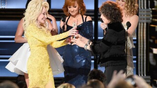 Photos: 50th CMA Awards honor country music's biggest stars