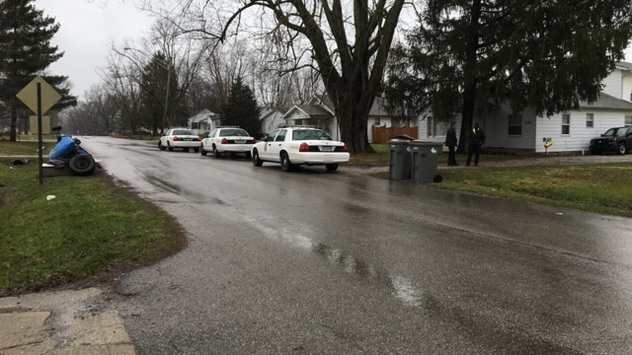 Child drowns in pool on Indy's south side