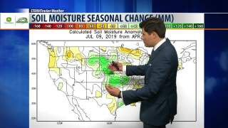 Montana Ag Network Weather: July 11th