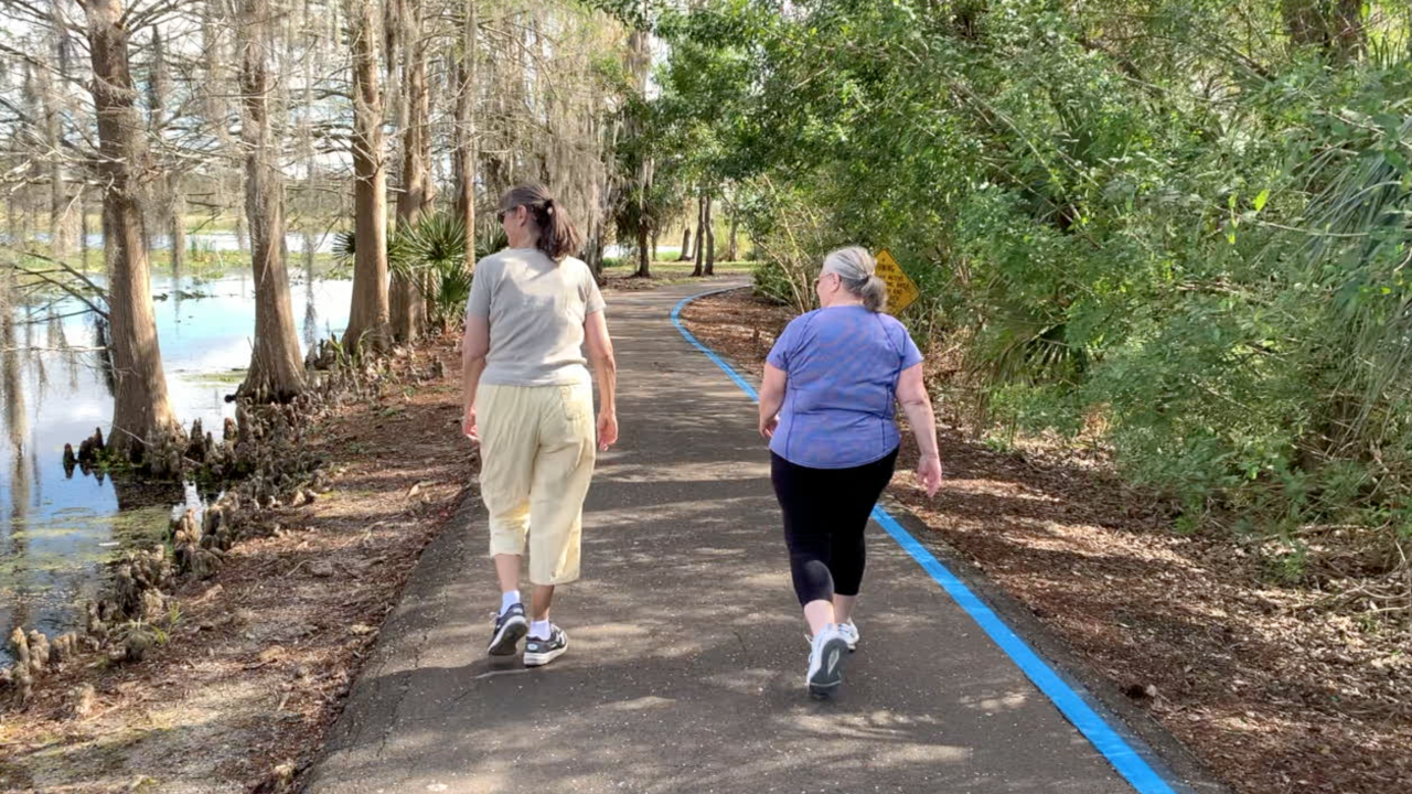 Walking Club 101: Properly fueling your body for a walk
