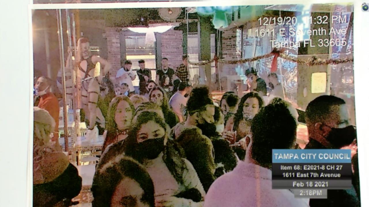 Crowds at Tangra Nightclub on December 19th