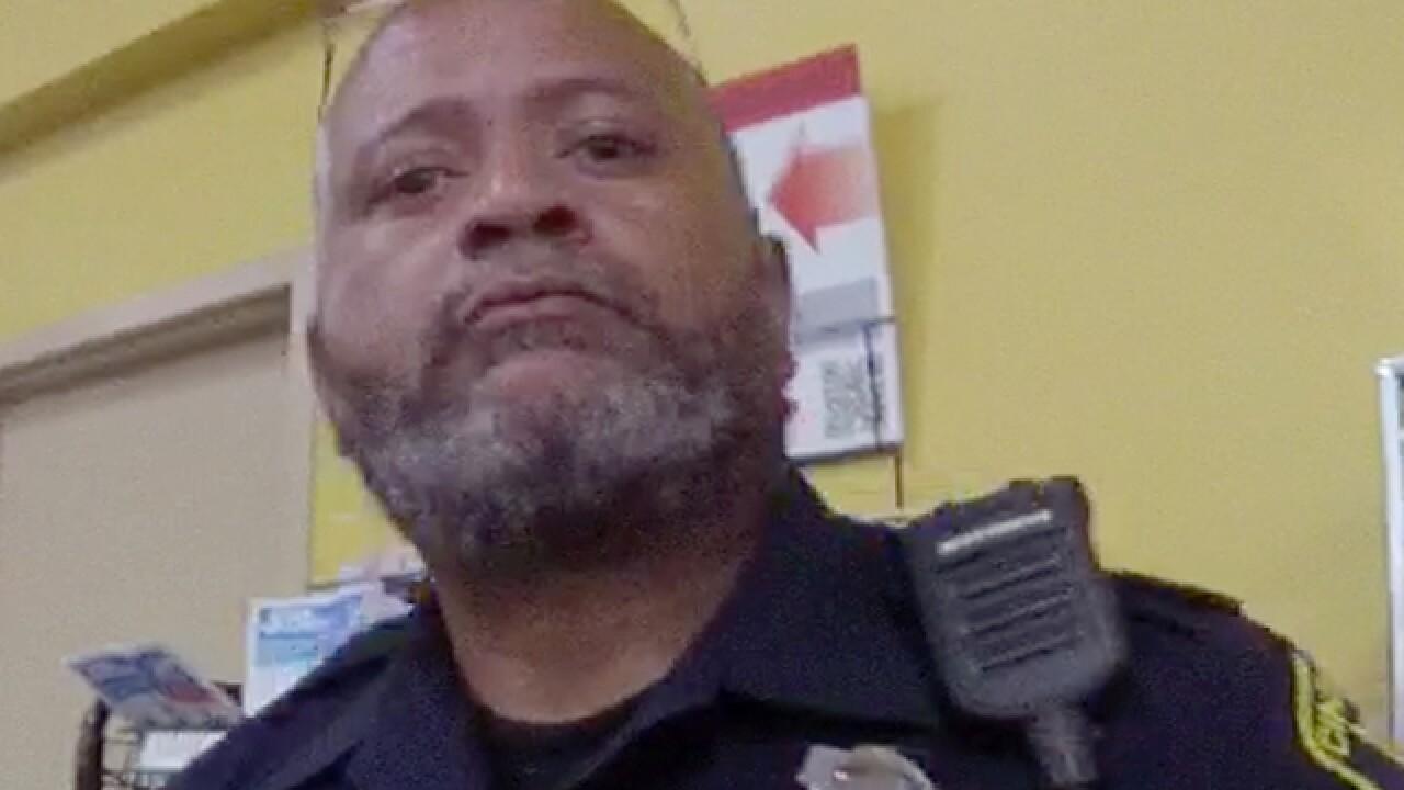 Officer who used Taser on child broke rules