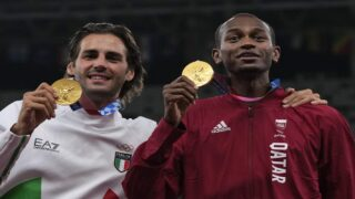 2 Olympic High Jumpers Agreed To Share The Gold In Rare And Heartwarming Tie