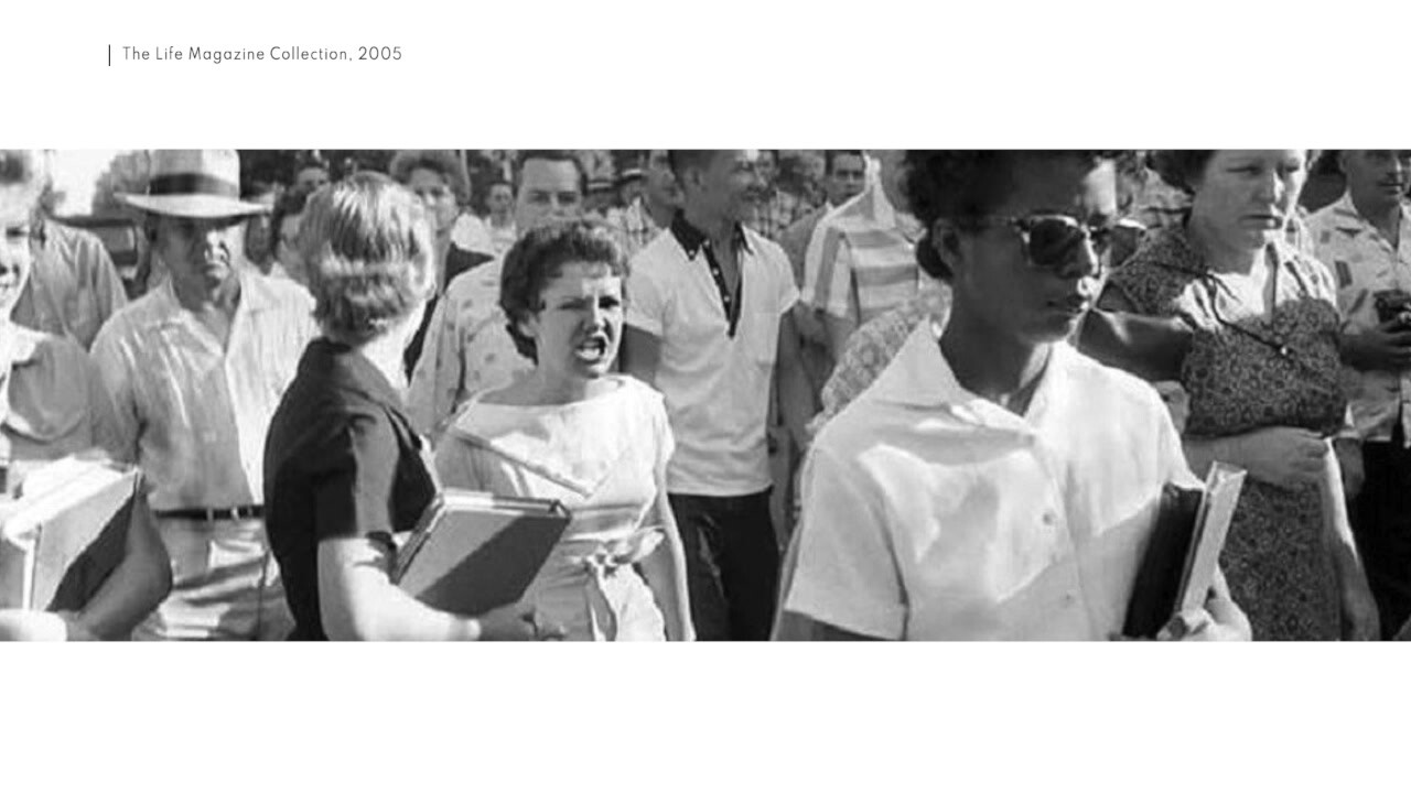 After 50 years of silence, member of Little Rock Nine opens up about harrowing experience