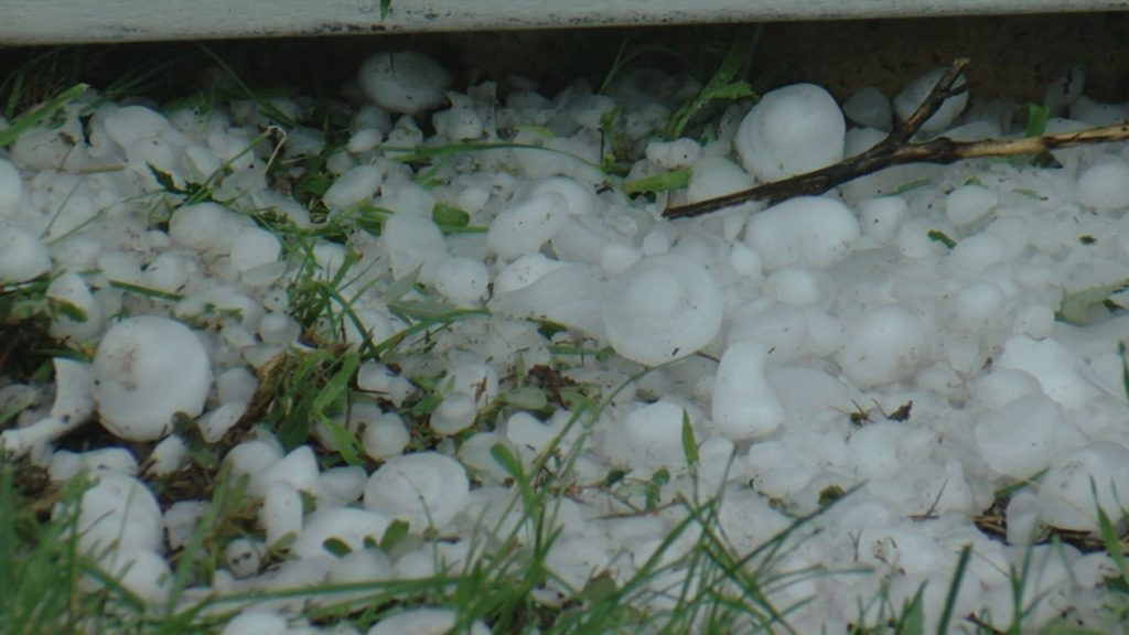 Research shows hail getting worse Colorado