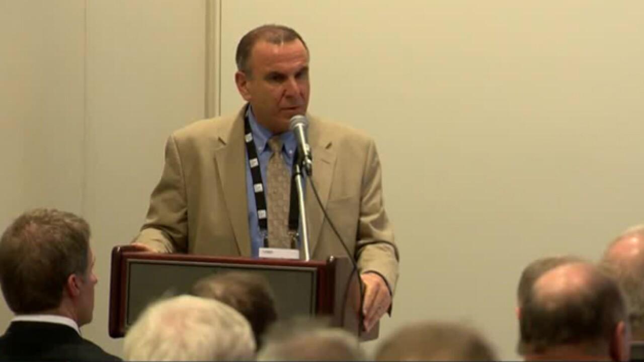 Former Newtown Superintendent Speaks To Educators