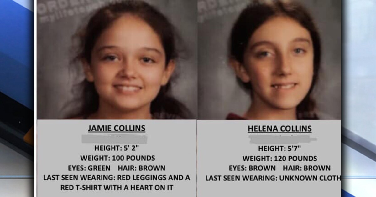 Elyria police looking for 2 runaway girls last seen Wednesday