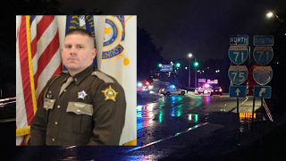Chris Hall Boone County Lt