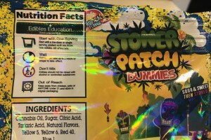 8-year-old accidentally consumes marijuana edible in package resembling popular candy