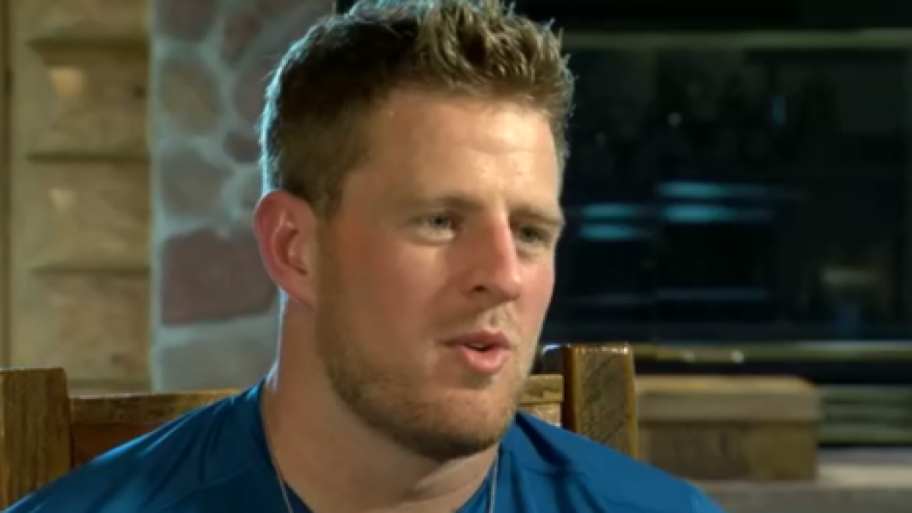 Former Wisconsin star J.J. Watt donates to GoFundMe account for fallen Appleton firefighter