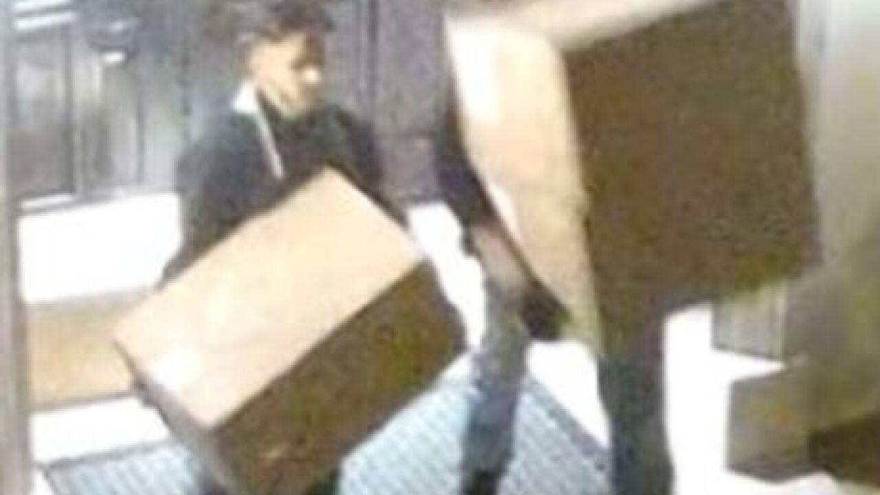 Sorority house burglarized on UA campus